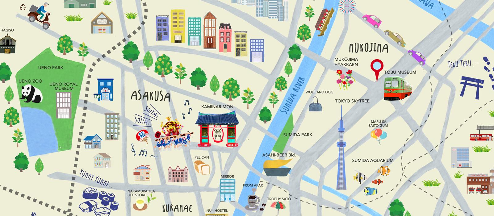 東東京モノヅクリ商店街