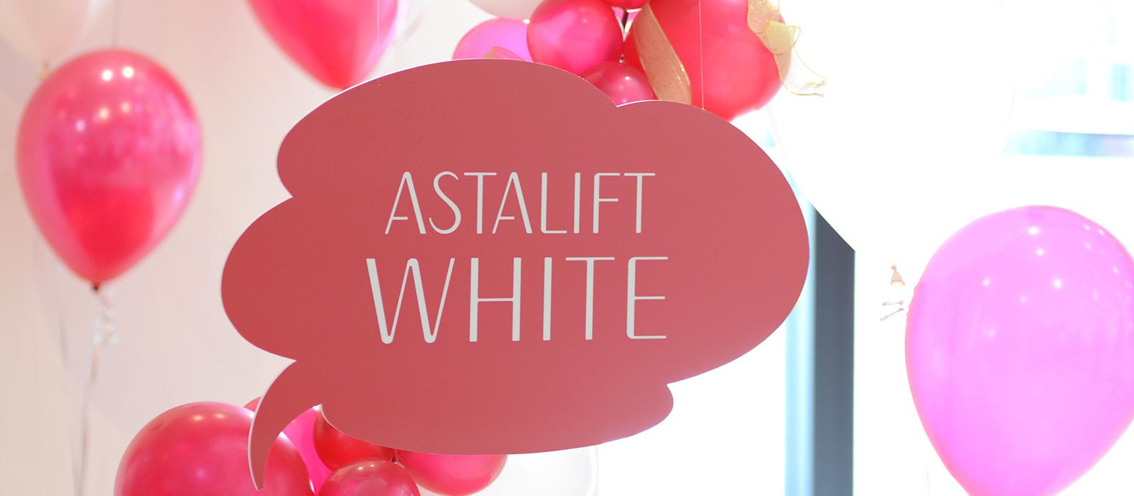 RED VALENTINE by Astalift white